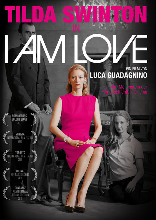 I Am Love Trailer