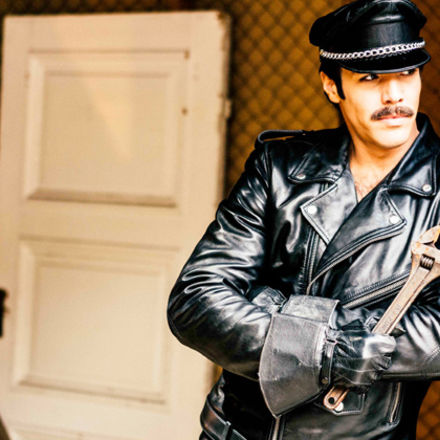 PREVIEW SPECIAL: TOM OF FINLAND @ QUEERFILMNACHT