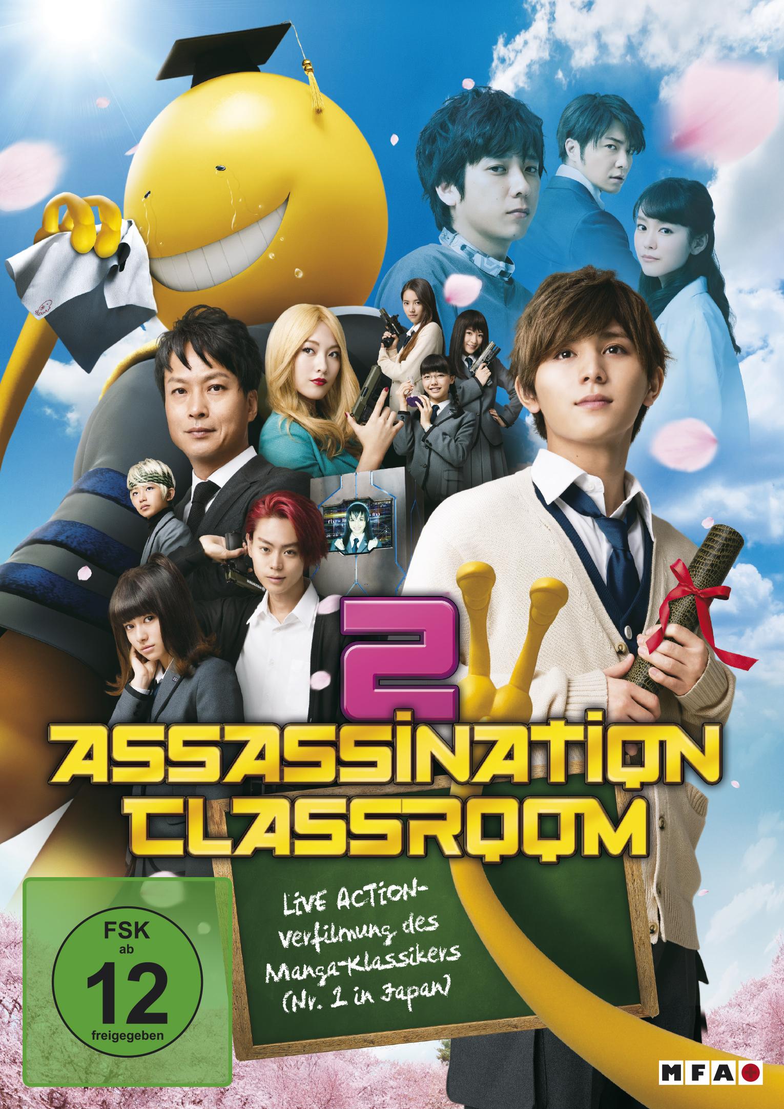 Assassination Classroom 2 - MFA+ Filmdistribution