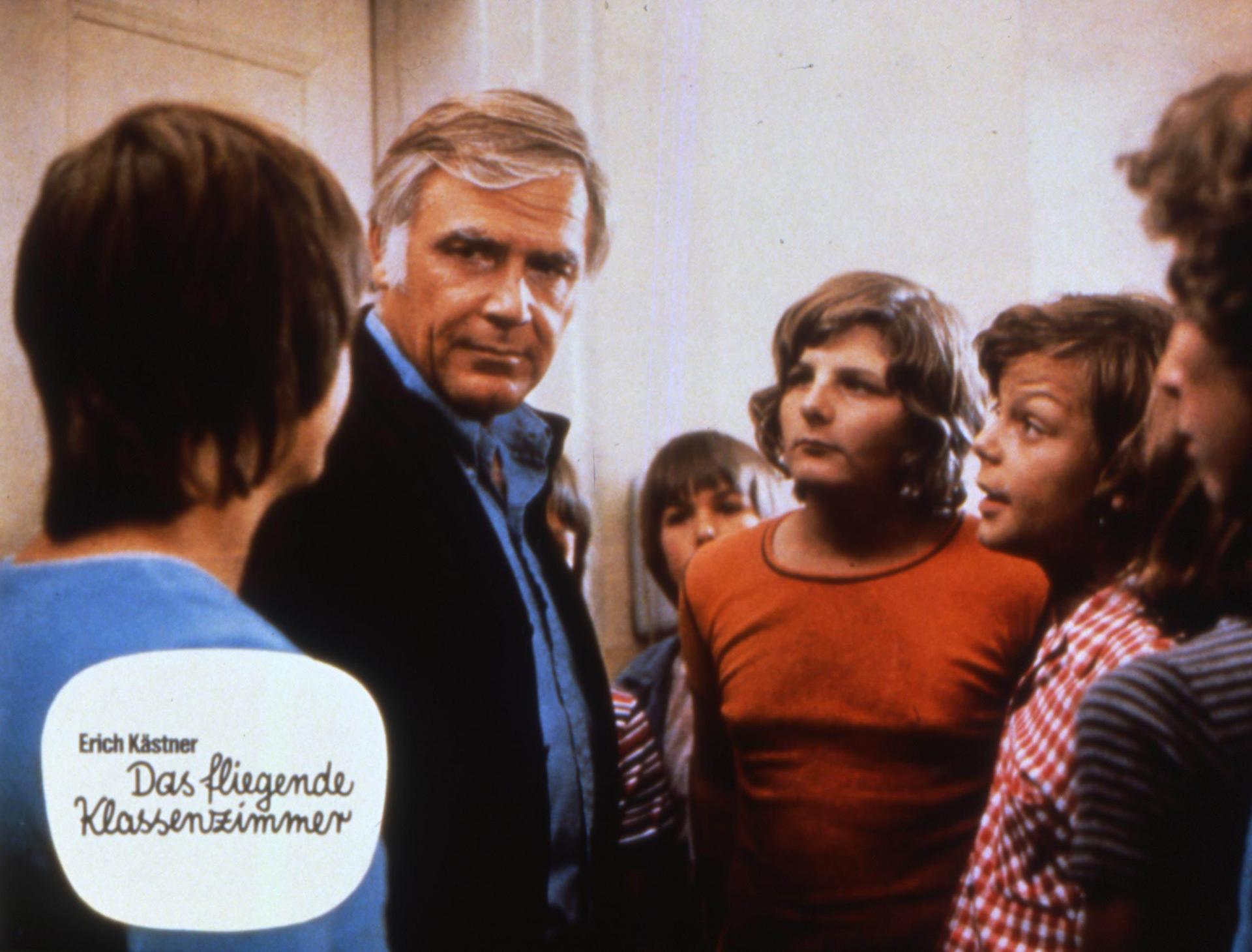 Das Fliegende Klassenzimmer Film 1973