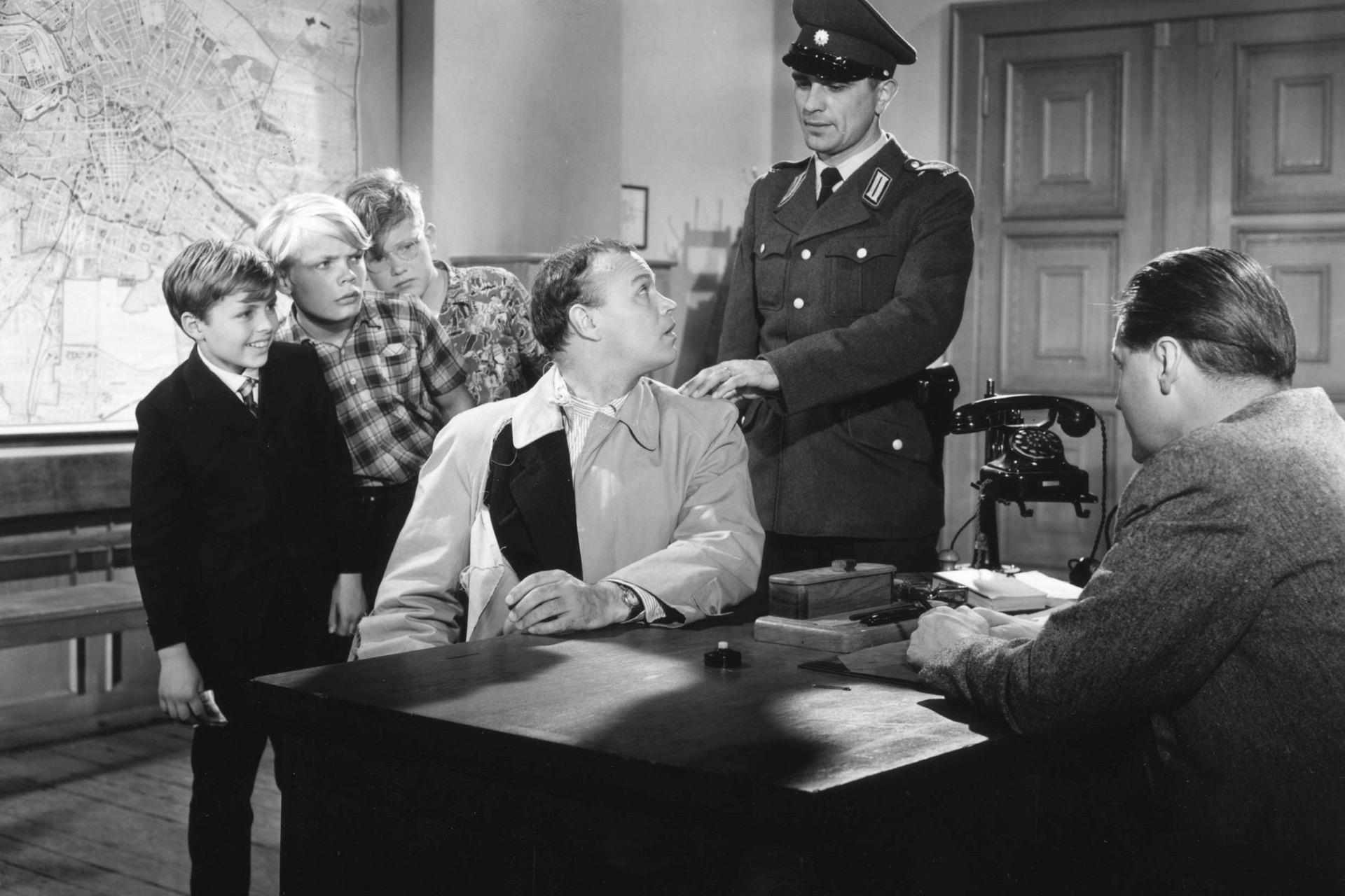 Emil Und Die Detektive Film