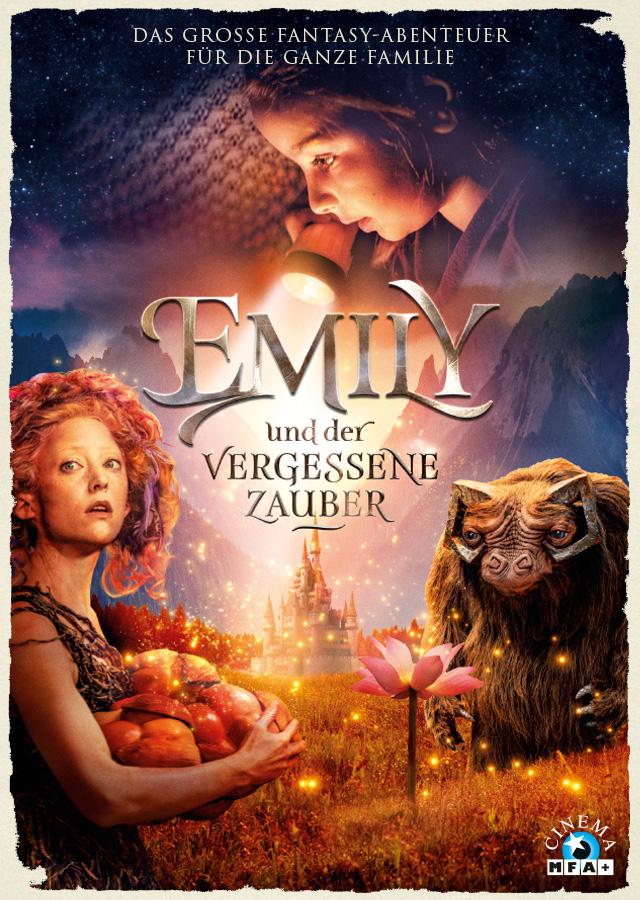 EMILY UND DER VERGESSENE ZAUBER - MFA+ Filmdistribution