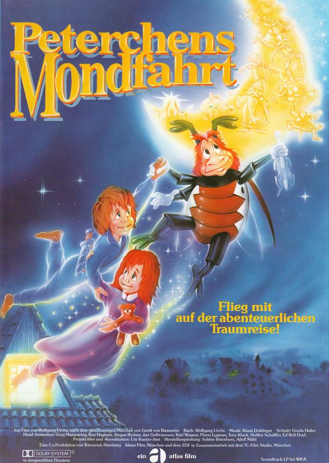 Peterchens Mondfahrt Film