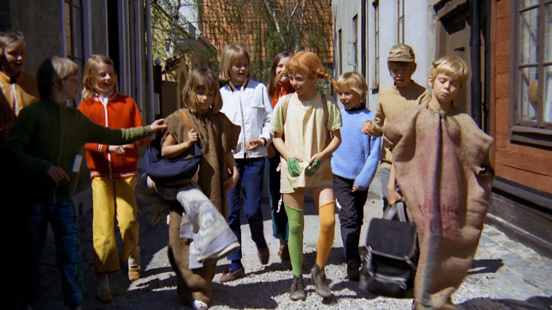 Pippi Langstrumpf Filme Und Tv-Sendungen