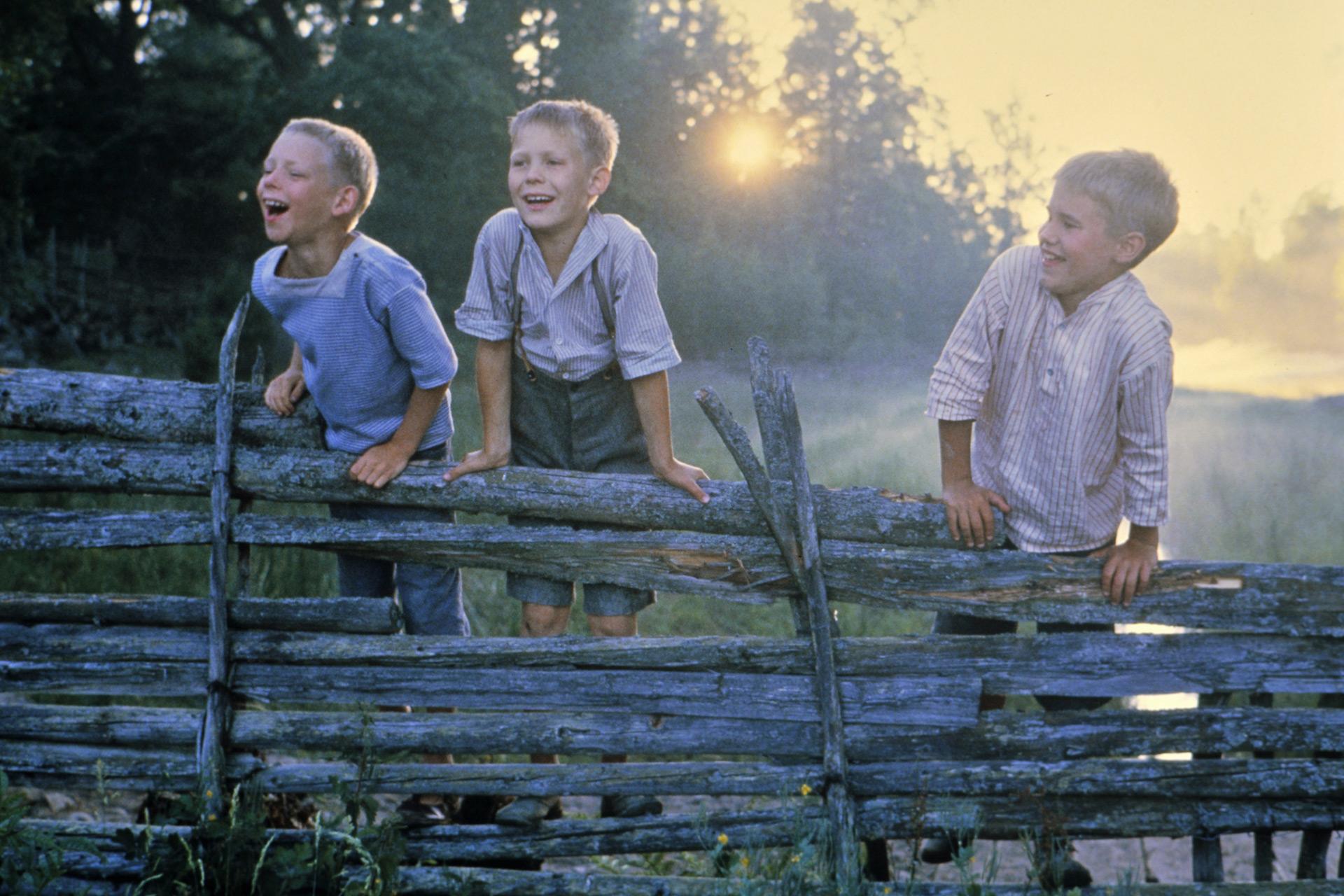 Wir kinder aus bullerb mfa filmdistribution for Die kinder des